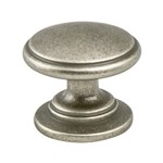 Trad-Adv02 Weathered Nickel Tiered Knob