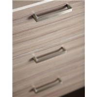 Swagger 160mm Brushed Nickel Pull