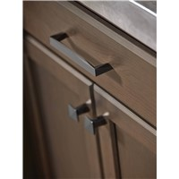 Swagger 128mm Brushed Nickel Pull