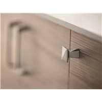Swagger Brushed Nickel Knob